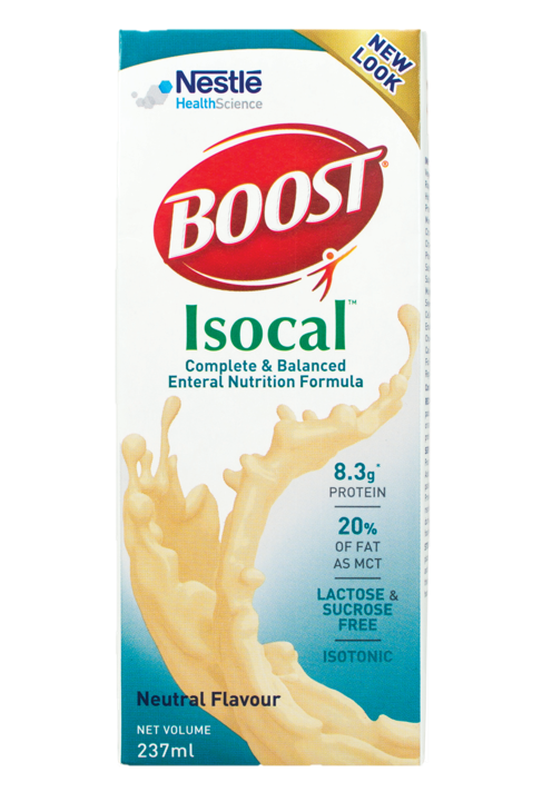 Boost Isocal