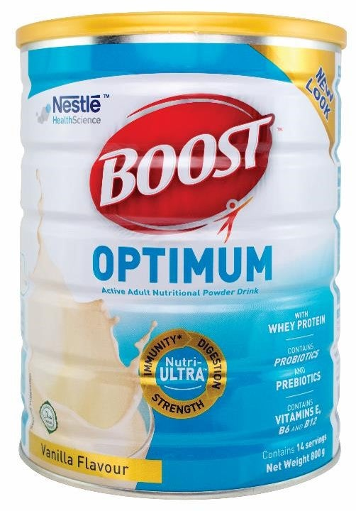 Boost Optimum