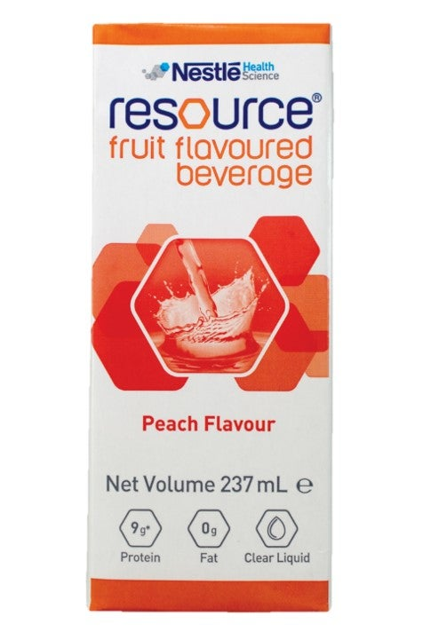 Resource Fruit Beverage (Peach)