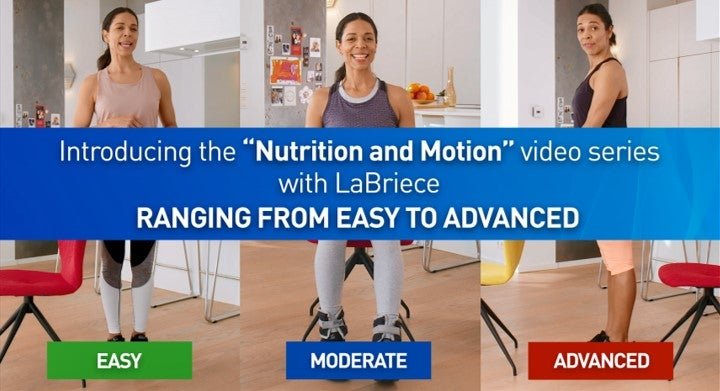 Nutrition and Motion